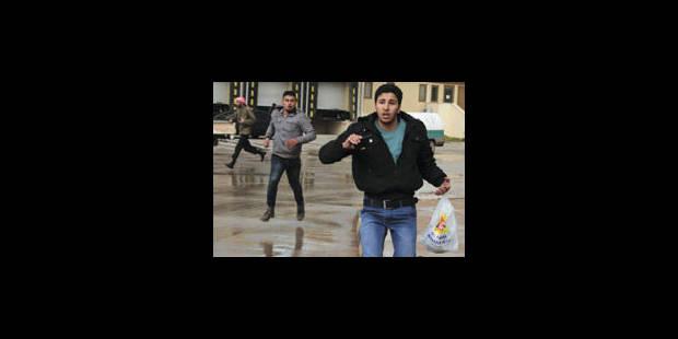 Attentat à la bombe à la frontière turco-syrienne - La Libre