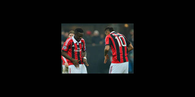 Milan crée la surprise face à Barcelone (2-0) - La Libre