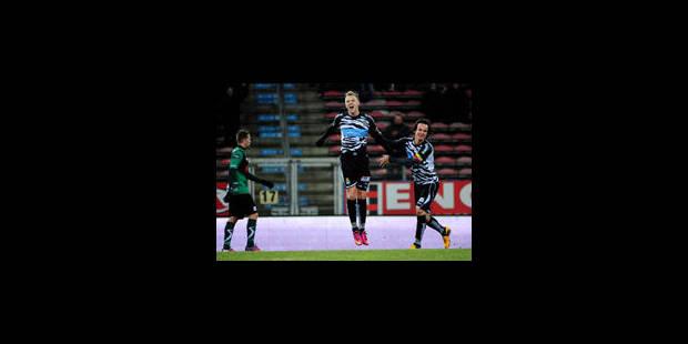 Charleroi arrache le maintien (2-1) - La Libre
