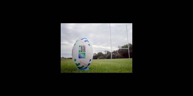 Le ballon de rugby: pourquoi ovale et pas rond? - La Libre