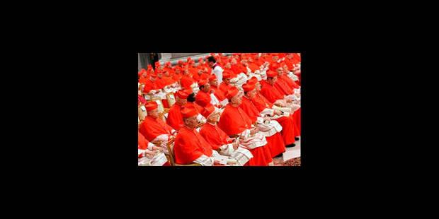 """Conclave: le """"pire est à venir"""", selon des victimes de prêtres pédophiles - La Libre"""