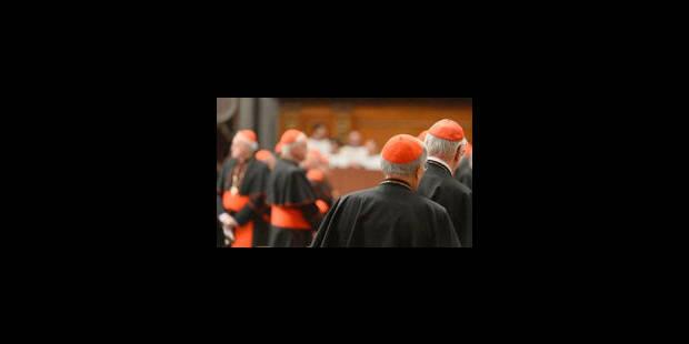 Le conclave de toutes les inconnues - La Libre