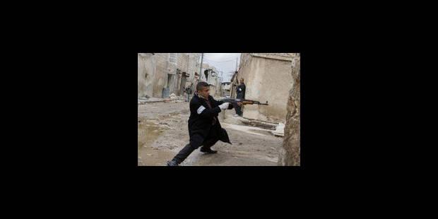 """Armer les rebelles syriens, une """"violation flagrante"""" du droit international - La Libre"""
