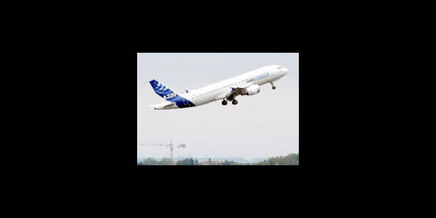 Une méga-commande de 200 avions Airbus - La Libre