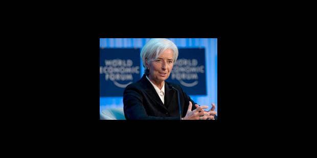Le FMI appelle la Belgique à des ajustements budgétaires - La Libre