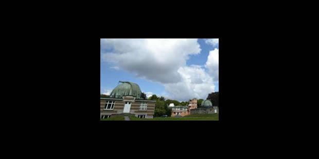 Quand l'observatoire royal de Belgique à Uccle se distingue - La Libre