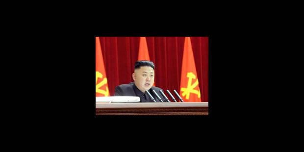 Pyongyang menace les Etats-Unis de frappes nucléaires - La Libre