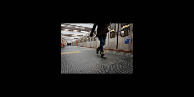 Perturbations sur les lignes 1 et 5 du métro dimanche - La Libre