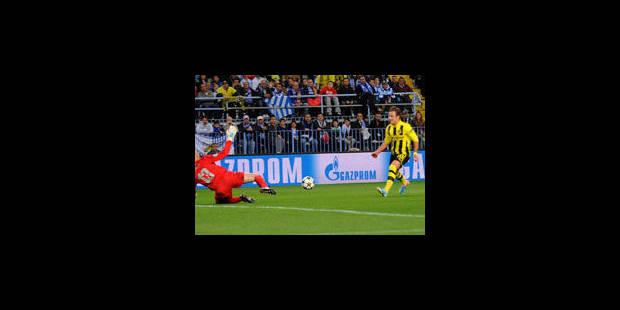 Dortmund, un verrou à faire sauter - La Libre