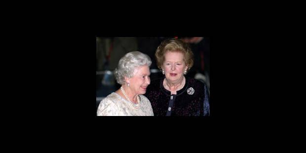 Des funérailles en présence de la reine Elizabeth II - La Libre