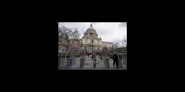 Londres à l'heure de Mme Thatcher - La Libre