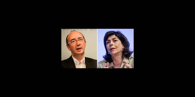 Demotte tire aussi sur la réforme des SAC de Milquet - La Libre