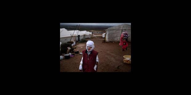 Syrie: 6,8 millions de personnes ont besoin d'aide humanitaire - La Libre