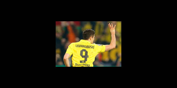 Lewandowski étouffe le Real (4-1) - La Libre