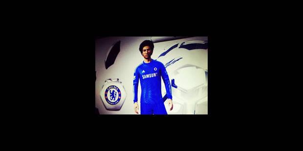 Fellaini à Chelsea...sur FIFA13 - La Libre