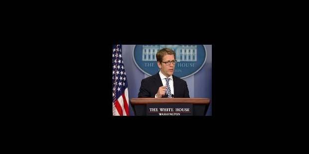 """Les Etats-Unis """"sceptiques"""" sur l'usage d'armes chimiques par les rebelles en Syrie - La Libre"""