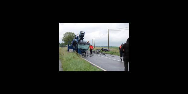 Hausse importante des accidents de roulage - La Libre
