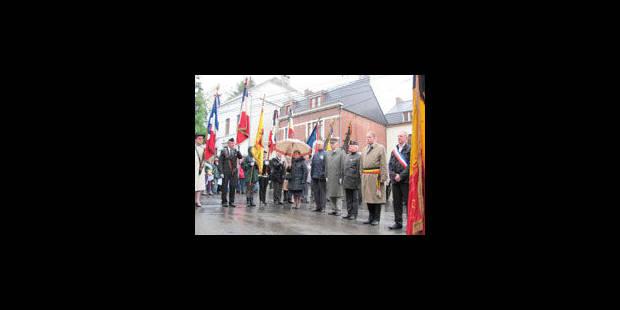 Bruille-Saint-Amand rend hommage - La Libre