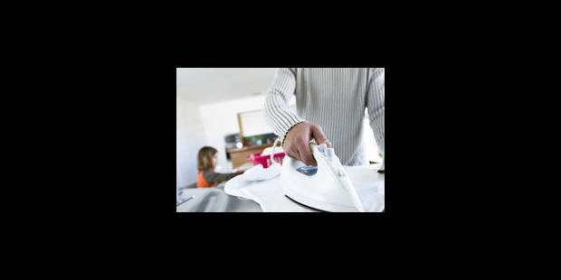 Les pères à la maison pour émanciper les femmes - La Libre