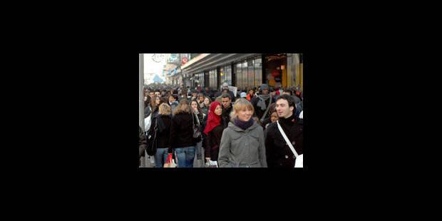 La population belge progressera moins vite qu'attendu d'ici 2060 - La Libre