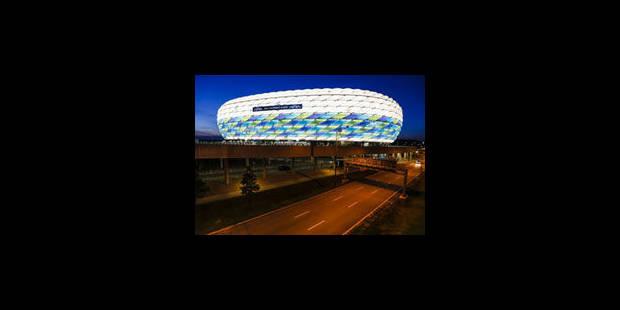 Le Stade de football national sera installé au Parking C du Heysel - La Libre