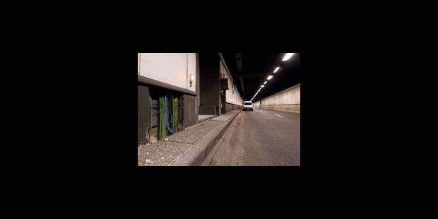 Le tunnel Montgomery rouvert depuis mercredi soir - La Libre