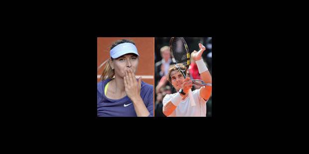 Maria Sharapova file en quart de finale - La Libre