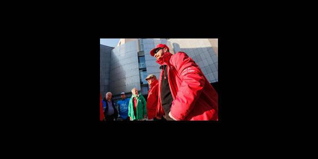Mouvement suivi aux quatre coins de la Fédération Wallonie-Bruxelles - La Libre