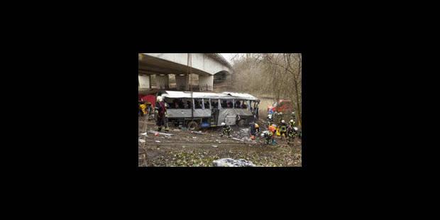 Accident de car à Ranst: la compagnie de bus avait déjà été mise en cause - La Libre