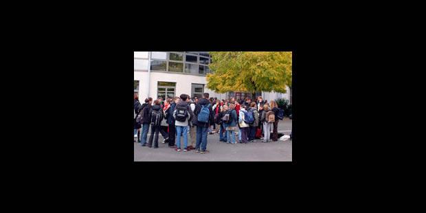 Drogue : la police doit-elle intervenir à l'école ? - La Libre