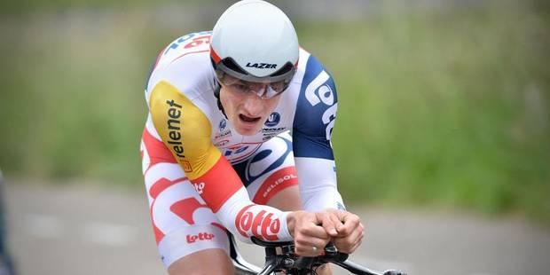 Tour de Belgique: André Greipel remporte la 2e étape et reste maillot rouge - La Libre