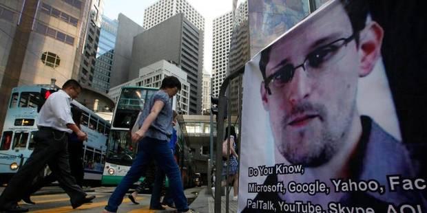 Edward Snowden inculpé par la justice américaine - La Libre