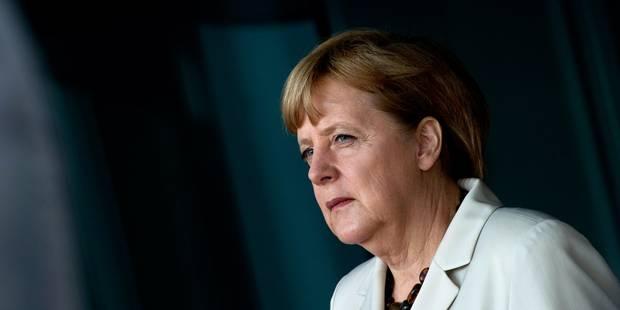 A trois mois des législatives, Merkel promet des cadeaux fiscaux - La Libre