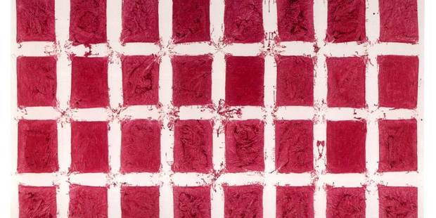 Simon Hantaï, la peinture pure - La Libre