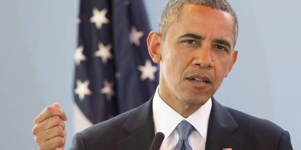 """Obama : Nelson Mandela est un """"héros pour le monde"""" - La Libre"""