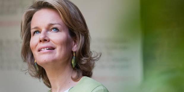 Mathilde, à l'écoute permanente des plus vulnérables - La Libre