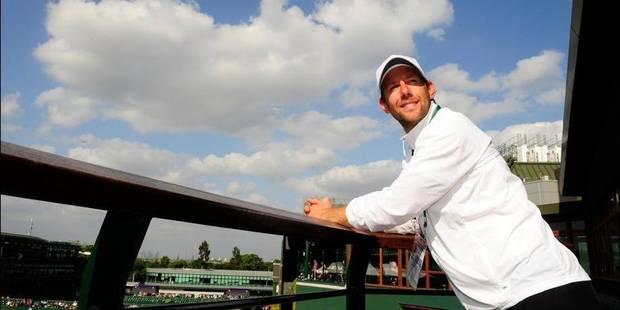 Wimbledon : le Belge, roi du coaching - La Libre