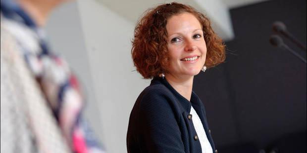 Marie-M. Schyns, une ex-prof à l'Enseignement - La Libre