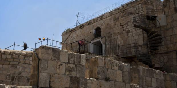 Israël: des années d'isolement total pour un détenu au secret - La Libre