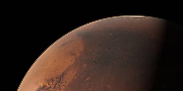 Habiter sur Mars grâce à la terraformation? - La Libre