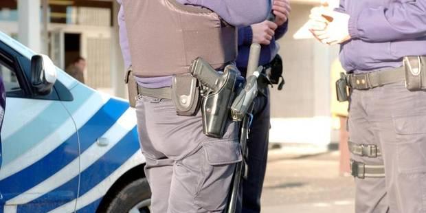 Des faits de violence contre la police de plus en plus fréquents à Liège - La Libre