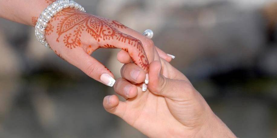 Bague de mariage pour femme au maroc