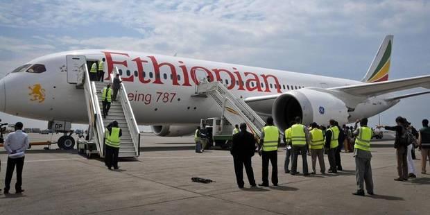 Aérien Ethiopian Airlines va quitter Zaventem - La Libre