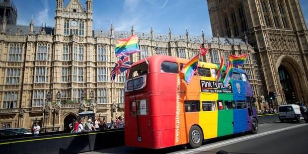 Feu vert des députés britanniques au mariage homosexuel - La Libre