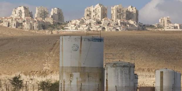 """L'Union européenne formalise son """"boycottage"""" des colonies israéliennes - La Libre"""