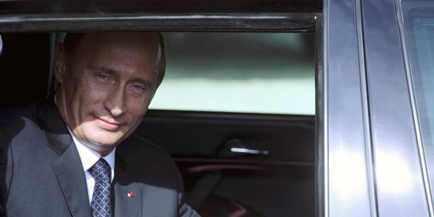 Snowden: Poutine dit privilégier les relations avec les Etats-Unis - La Libre