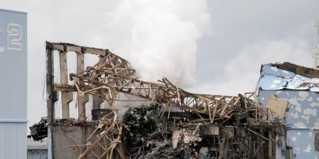 Fukushima: de la vapeur s'échappe du bâtiment du réacteur 3 - La Libre
