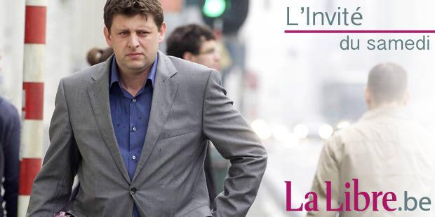 """Crombez: """"L'Offshore Leaks a réveillé beaucoup de Belges !'' - La Libre"""