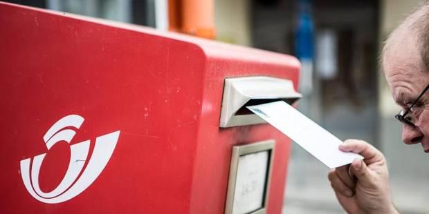 Les bureaux de poste fermés le 22 juillet - La Libre