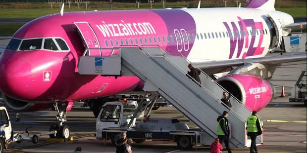 Taxe aéroports wallons: Wizz Air demande également de renoncer au projet de taxe - La Libre